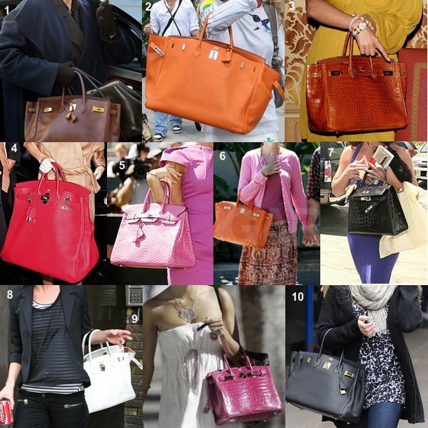 Эти сумки выбирают знаменитости - Обзор женских сумок